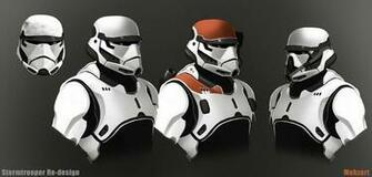 Stormtrooper Elite and they feature a few new Stormtrooper concept