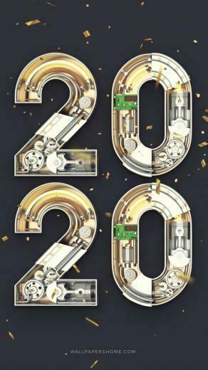 Wallpaper New Year 2019 Christmas poster 8k Holidays 20910