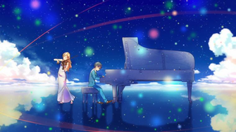 BennieBear27 images Your Lie in April HD wallpaper and background