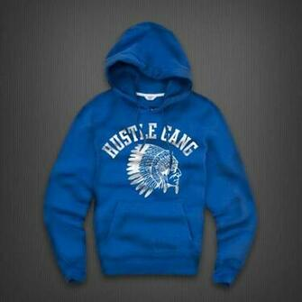 HUSTLE GANG HOODIE BY TI   WEHUSTLE MENSWEAR WOMENSWEAR HATS