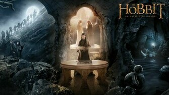 Fuentes de Informacin   Wallpapers The hobbit