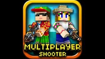 Pixel Gun 3d Wallpaper 910 pixel gun 3d summer update   youtube