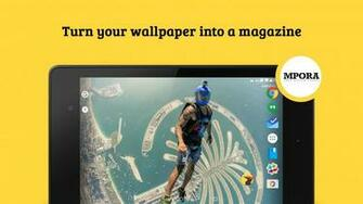 TapDeck   Wallpaper Magazine   Android Apps on Google Play
