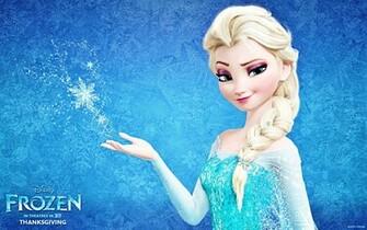 Walt Disney Wallpapers   Queen Elsa   Walt Disney Characters Wallpaper