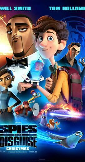 Spies in Disguise 2019   IMDb