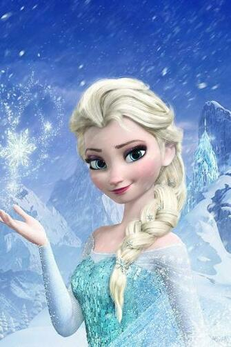 elsa frozen queen ios7 ios8 ios9 iphone4 iphone5 iphone6