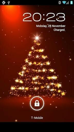 3d christmas live wallpaper is a stunning 3d live wallpaper