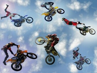 Ktm Min Cross Race Corner Fans Motocross Wallpaper Pictures