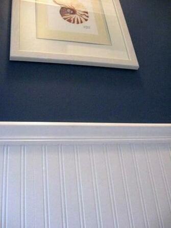 Beadboard wallpaper For the Home Pinterest