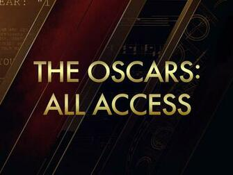 Oscars All Access Red Carpet Live Is Back To Stream Exclusively