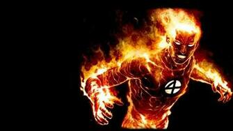 63 Human Torch Wallpapers on WallpaperPlay