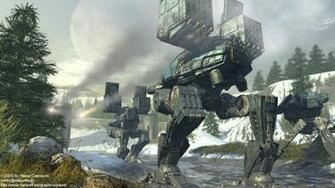 Mech MechWarrior Wallpaper 1600x900 Mech MechWarrior BattleTech