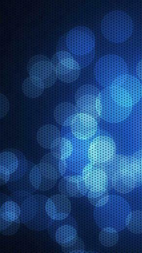 Drill Wall With Blue Circles iPhone 5scse Wallpapers Download