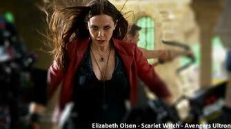 Elizabeth Olsen as Scarlet Witch from Marvel 75 marvelstudios