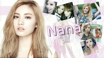 After School Nana Wallpaper by ForeverK PoPFan
