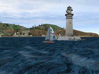 Screensaver 3D   Sea Screensaver Download   Lighthouse Screensaver 3D