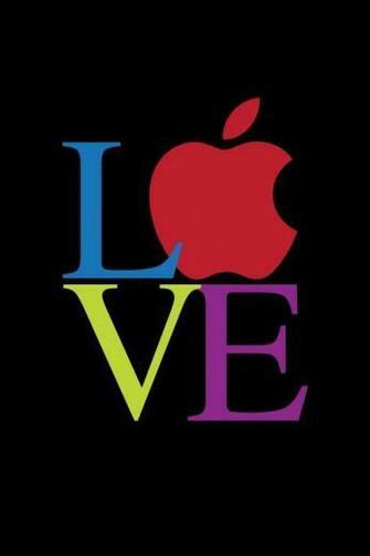 Apple Love iphone 4S wallpaper 640x960 iPhone 4s Wallpapers iPhone