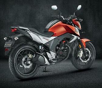 Honda CB Hornet 160R   Showing Honda CB Hornet 160R Official 8jpg