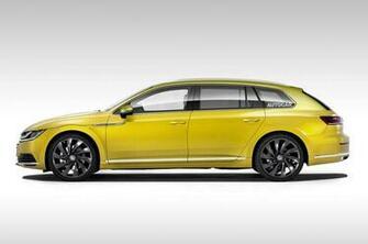 Volkswagen considering Arteon Shooting Brake Autocar