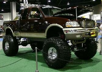 Off Road Trucks Custom Lifted 4x4 Ford Truck