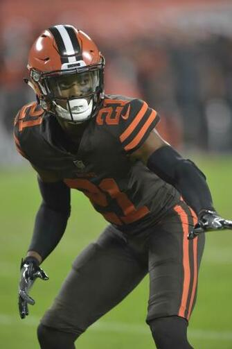 Rookie No 4 overall pick Denzel Ward upgrades his progress as a