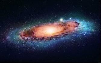 Wallpaper Andromeda Galaxy HD Desktop Wallpapers