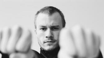 Pics Photos   Heath Ledger Wallpaper Celebrity Wallpaper