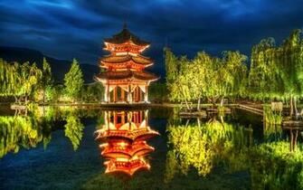 Lijiang City Of China HD Wallpaper Slwallpapers
