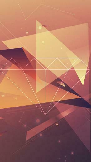 Abstract geometric iPhone 5s Wallpaper Download iPhone Wallpapers