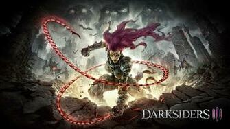 Fury Wallpaper from Darksiders III   gamepressurecom