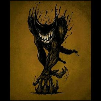 Beast Bendy Beast Bendy the Ink Machine Ink Beast