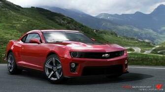 Chevrolet Camaro ZL1 in Forza Horizon HD Wallpaper   iHD Wallpapers