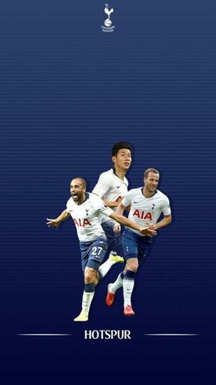 Tottenham Hotspur FC Football Harry Kane Son Heung min
