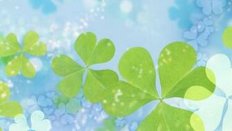 four leaf clover background categories nature wallpapers