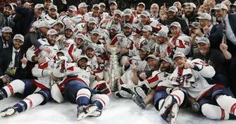 Washington Capitals Stanley Cup champions have Miami University ties