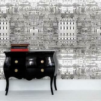 Fornasetti Riflesso Wallpaper Occa Home UK