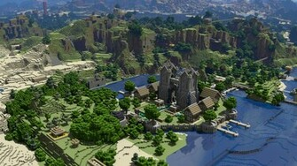 hd wallpapers free minecraft Minecraft wallpaper HD