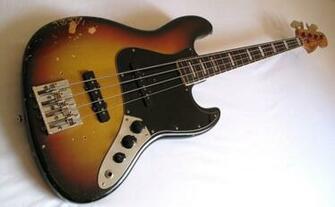 Fender Bass Guitar Wallpaper Fender jazz bass wallpaper
