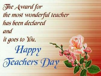 Instagram World Teachers Day Picture With Best Wishes for teacher