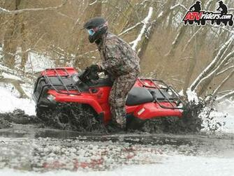 Honda Rancher Utility ATV Wallpaper
